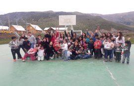 Operativo Servicio Social IP Santo Tomás en Lonquimay