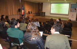 Charla Bases de Datos para Técnico en Registros e Información Biomédica sede Temuco