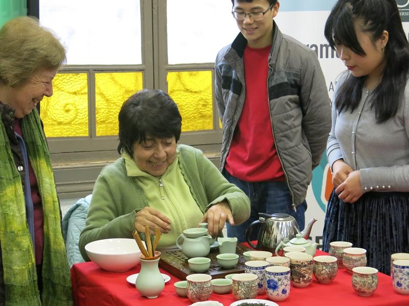 Talleres CEAMI de cultura china