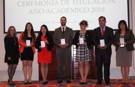 Titulación 2018 Punta Arenas