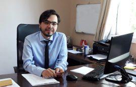 Camilo Rore egresado de Derecho UST Viña del Mar se desempeña actualmente en la Defensoría Penal Pública de Quilpué