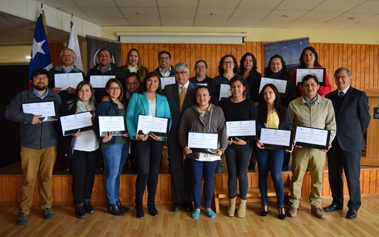 Certificación curso CAPIA