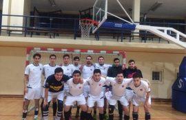 Selección futsal Santo Tomás