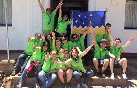 Delegación Magallánica Trabajos Voluntarios Santo Tomás 2019