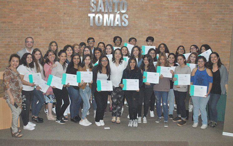 """Curso """"Universidad en Verano"""" Santo Tomás Viña del Mar"""