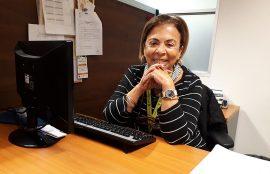 Dra. Ana Paula Machado Goyano Mac Kay en el marco del Día Internacional de la Mujer y la Niña en la Ciencia