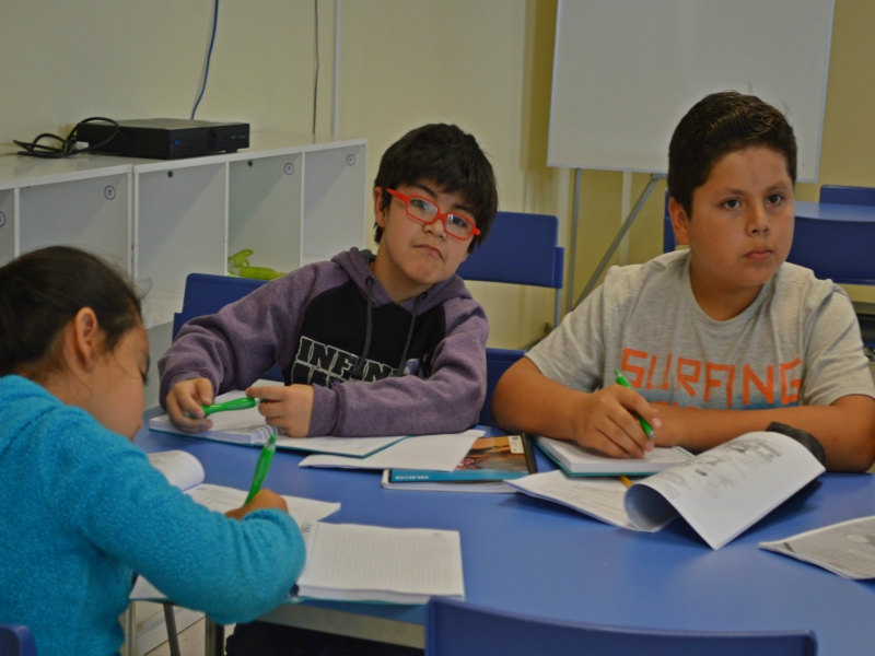 Clases de cultura china para niños en ST Temuco
