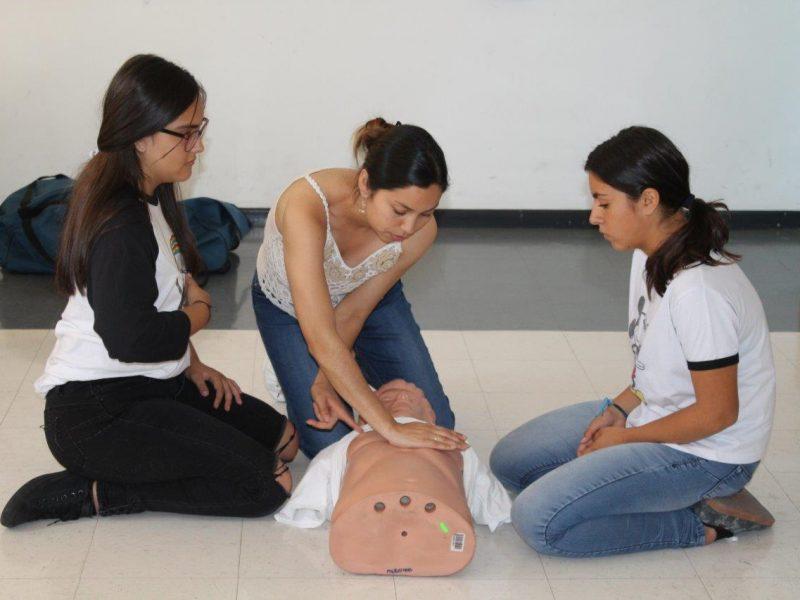 Curso de Enfermería y Primeros Auxilios