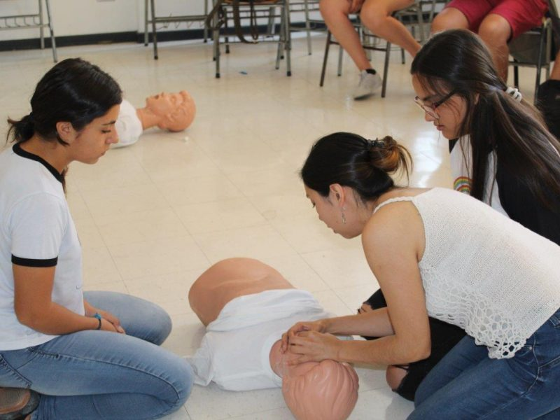 Curso Enfermería y Primeros Auxilios