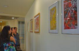 Muestra de arte