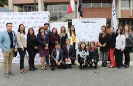 Campaña #YoNoMechoneo impulsada por el Instituto Nacional de la Juventud.