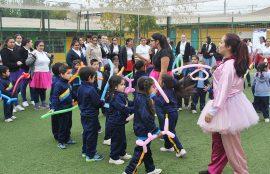 Mechoneo Solidario - colegio Manuel Bulnes - Quilpué