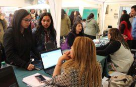 Santo Tomás Punta Arenas inicia sus clases con feria de orientación estudiantil