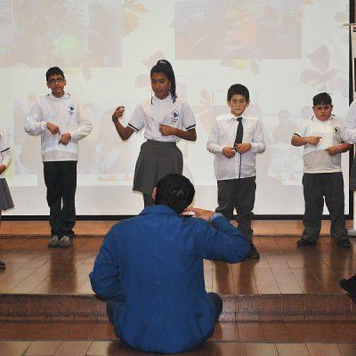 Ceremonia - prácticas profesionales - Educación Diferencial y Pedagogía en Inglés