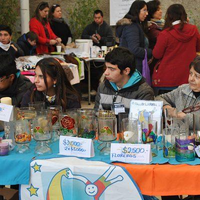 Feria - Autogestión - Emprendimiento - Inclusivo