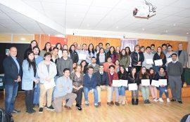 Certificación SII, estudiantes Puerto Montt