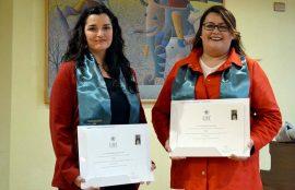 Verónica Henríquez y Claudia Cortez - Psicología