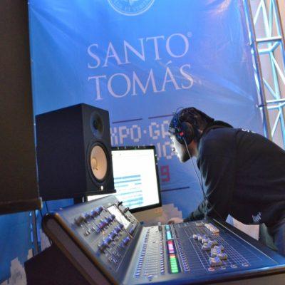 Tomasinos participaron de la ExpoGame 2019.
