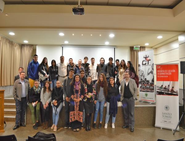 seminario de excelencia y emprendimiento.