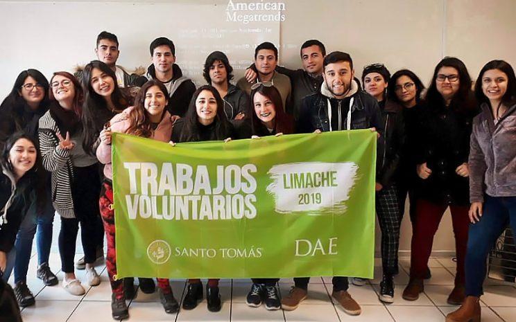 Voluntariado - Limache - Santo Tomás Viña del Mar