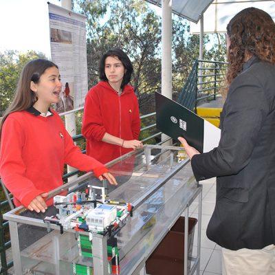 Colegio Alemán de Valparaíso - Ciencias