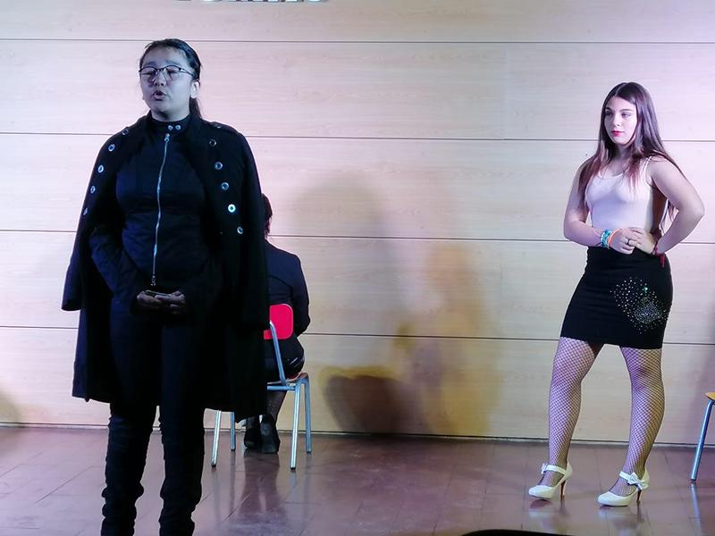 Colegios – Teatro -
