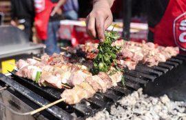 Fiestas Patrias - alimentación