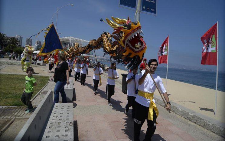 Instituto Confucio UST celebra Semana de la Cultura China