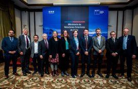Ministerio Relaciones Exteriores de Chile