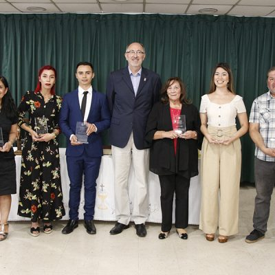 premiación docentes