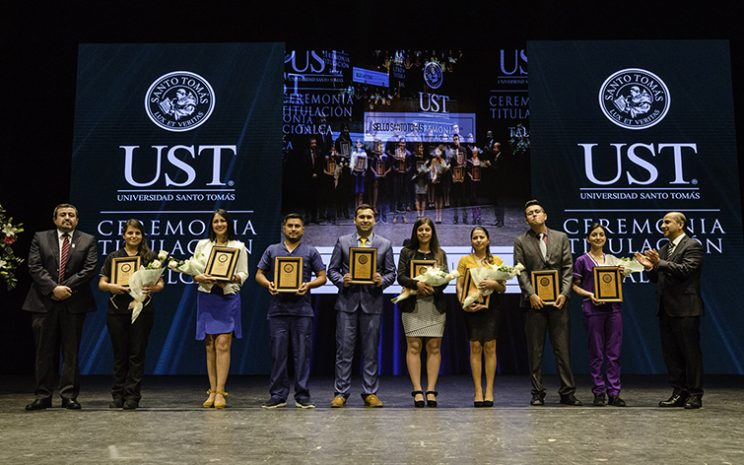 Titulación UST 2019