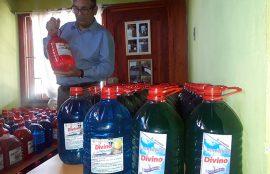 detergente Linares
