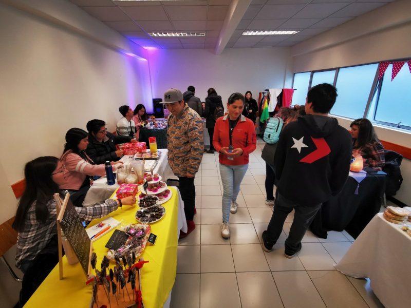 Feria de emprendimiento juvenil
