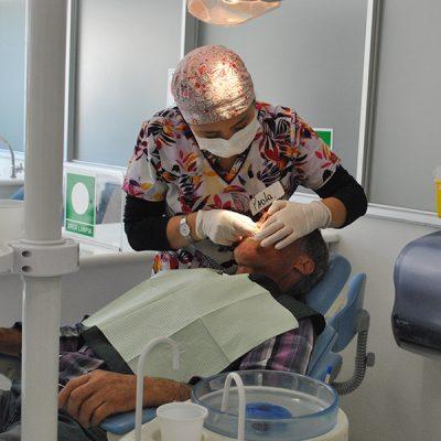 Área Odontología.