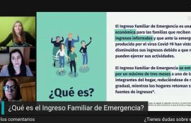 Facebook Live Seremi Desarrollo Social