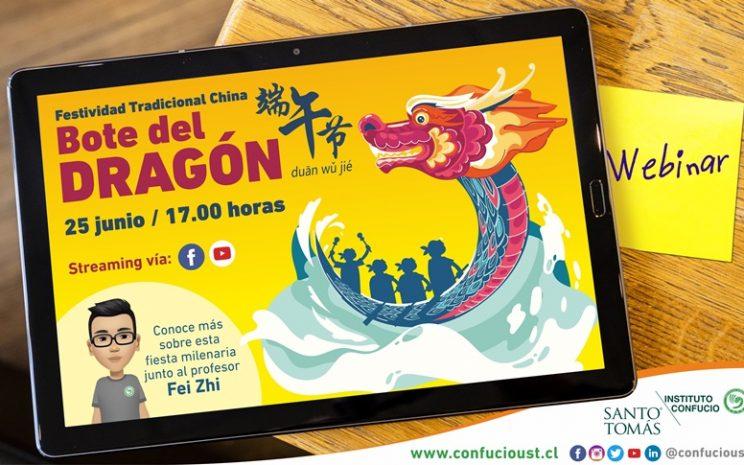 bote del dragon