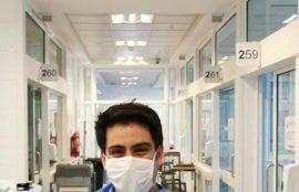 Rodrigo enfermero UPC