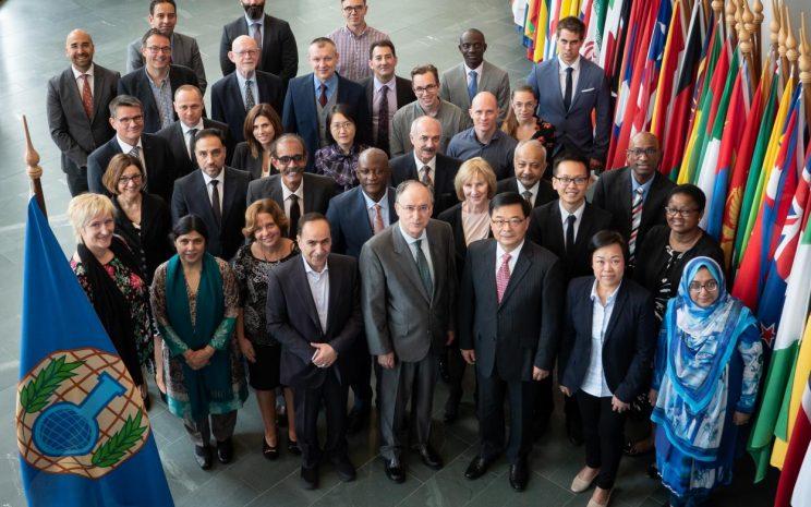 Miembros del Consejo Consultivo Científico de la OPAQ de 2019