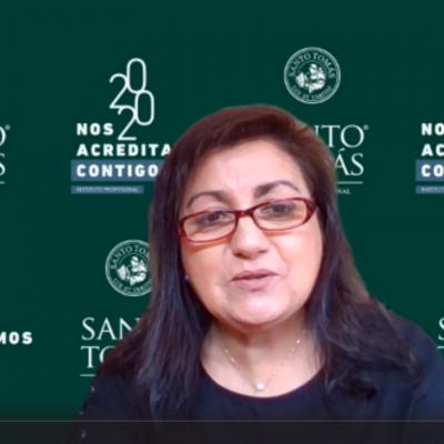 Directora Académica IPCFT Valdivia- Anyulina Arismendi