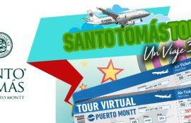 """""""Santo Tomás Tour Puerto Montt""""."""