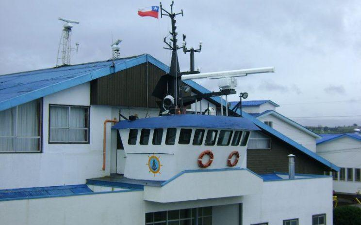 Instituto del Mar Bicentenario Capitán Williams de Chonchi