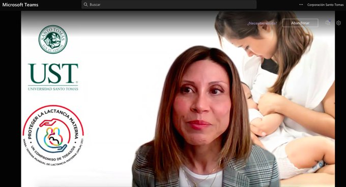 Jenny Arteaga, directora nacional Escuela de Nutrición y Dietética